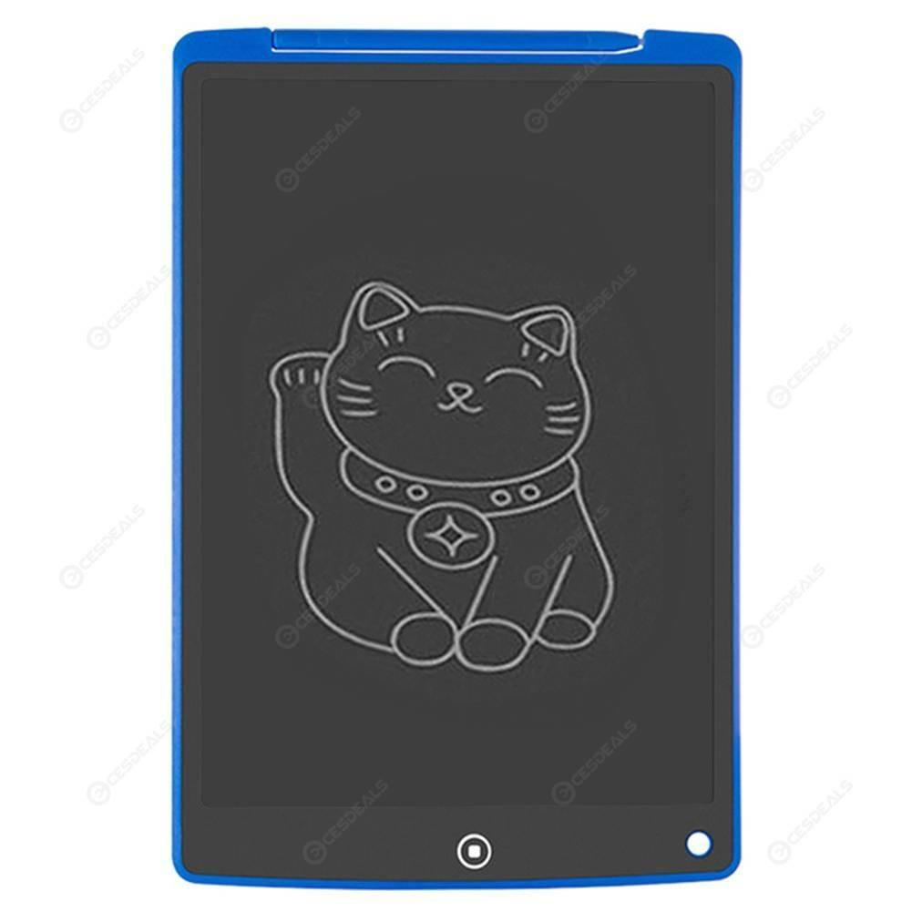 Howeasy Board 12/'/' Digital LCD Writing Tablet DIY Drawing Board Written Memo Pad