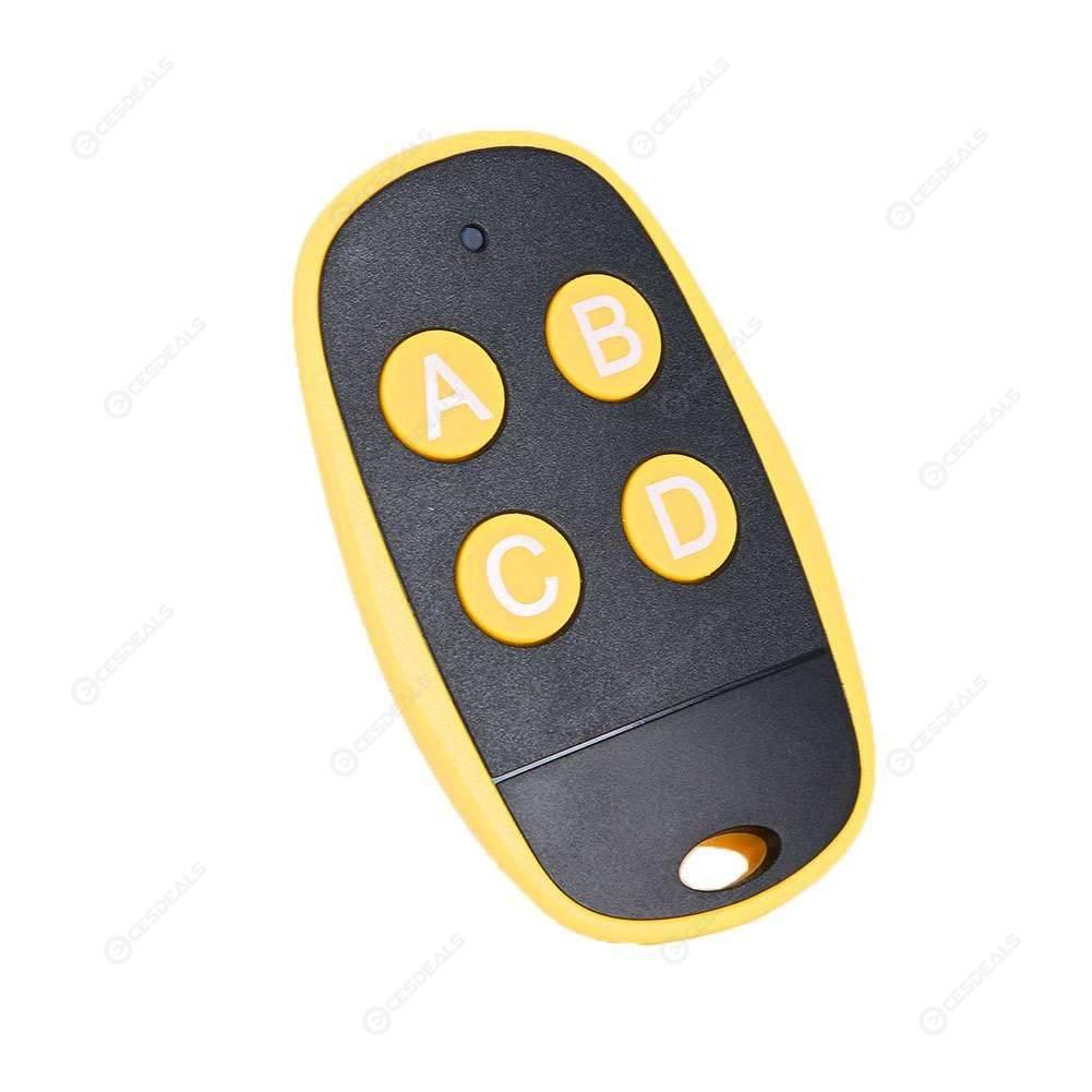 Universal Automatic Cloning Remote Control PTX4 Duplicator  for Garage Gate NI5L