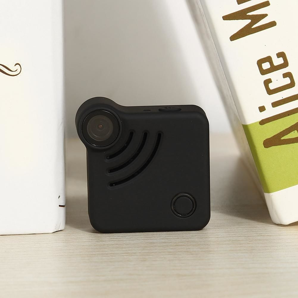 Mini Wireless IP Camera 2MP 1080P WiFi IR Night Vision Motion Detection Cam