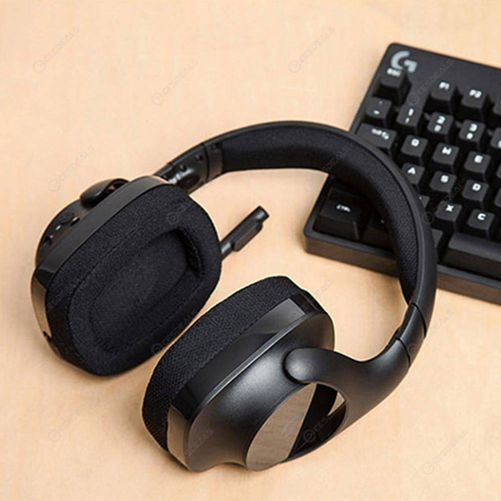 Logitech G533 Wireless Bluetooth DTS 7 1 Surround Sound Gaming Headphones