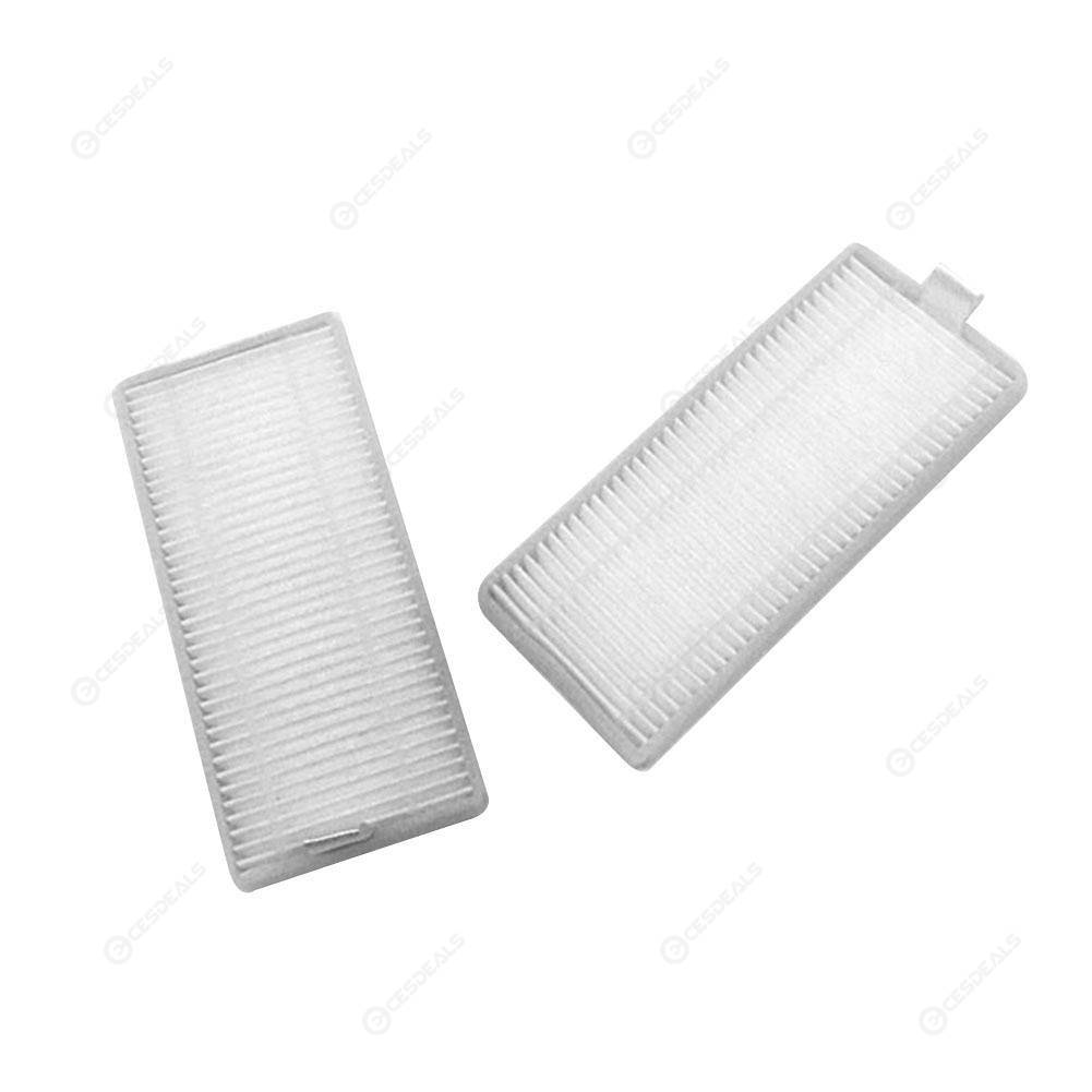 Rolling Brush+Side Brush+Filters Vacuum Cleaner Replacement Kit for RoboVac