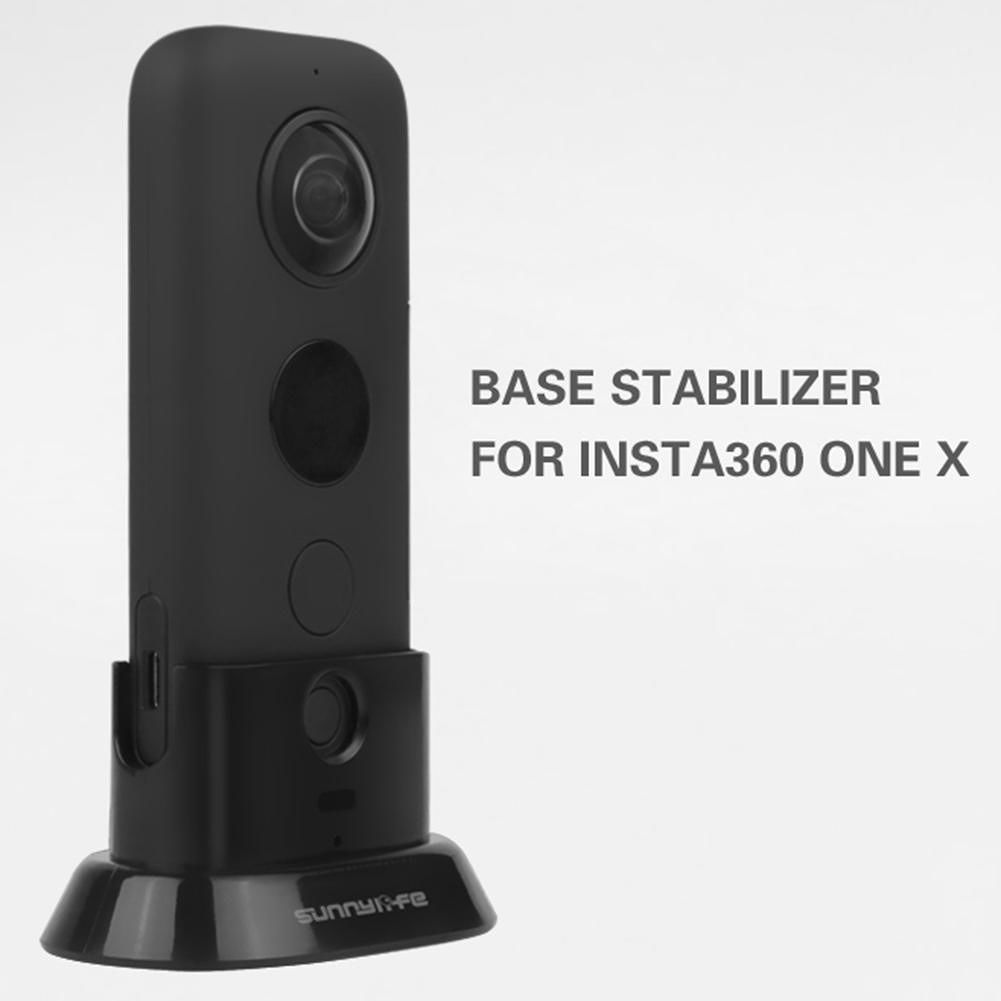 Sunnylife Stand Base Stabilizer Sport Camera Accessories for Insta360 One X