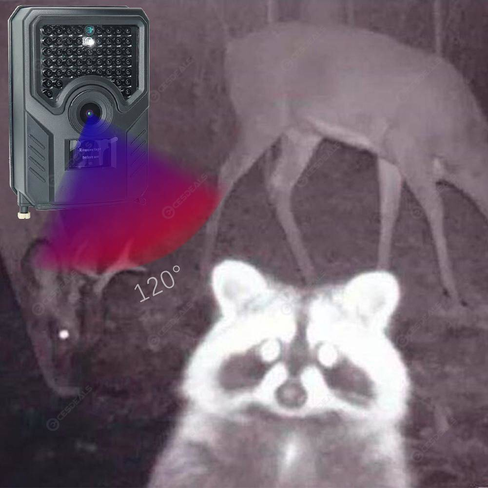 PR-200 HD 1080P Infrared Video Photo Outdoor Hunting Scouting Trail Camera