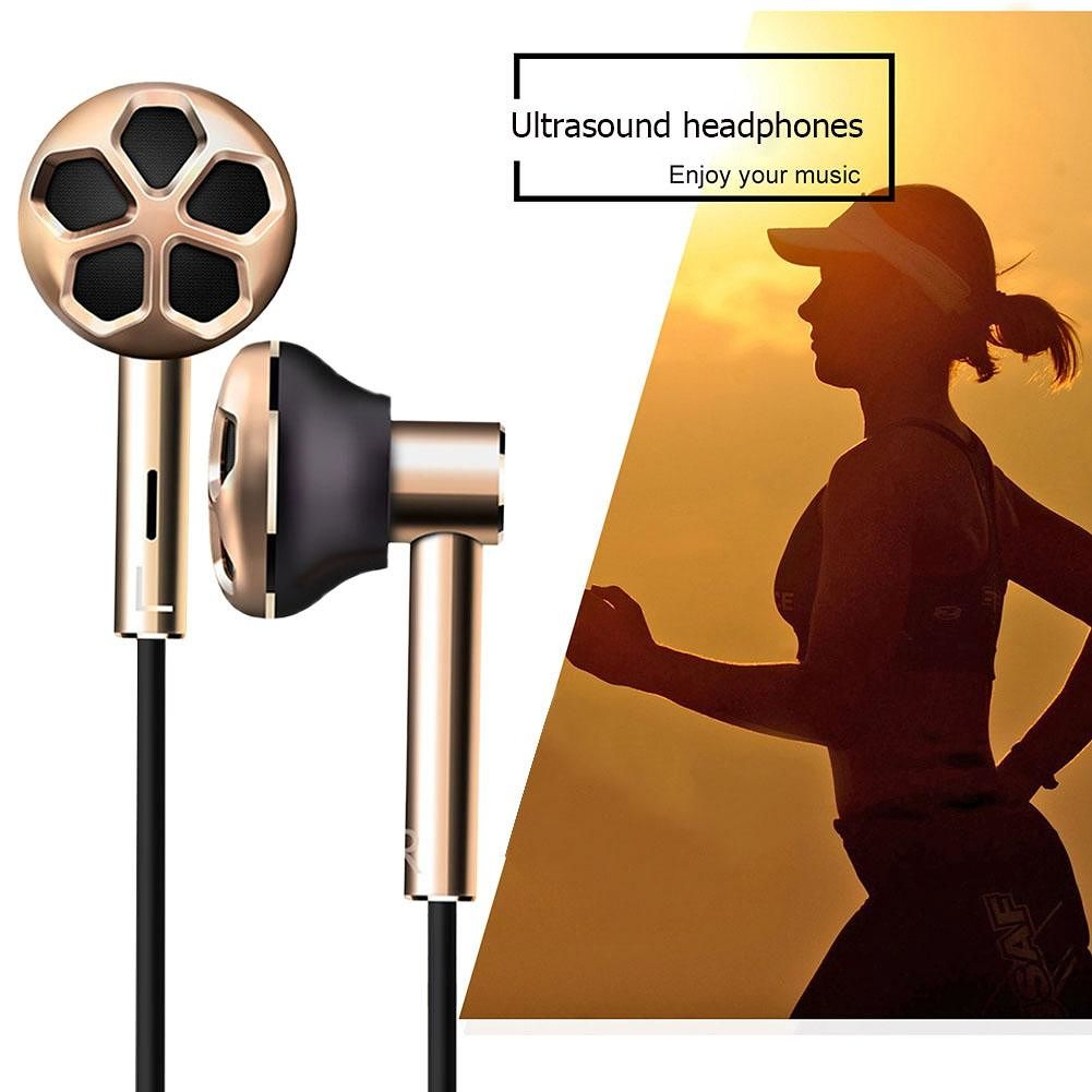 1MORE E1008 Dual Driver 3.5mm In-Ear Wired Earphone Noise-Cancel Mic Earbud