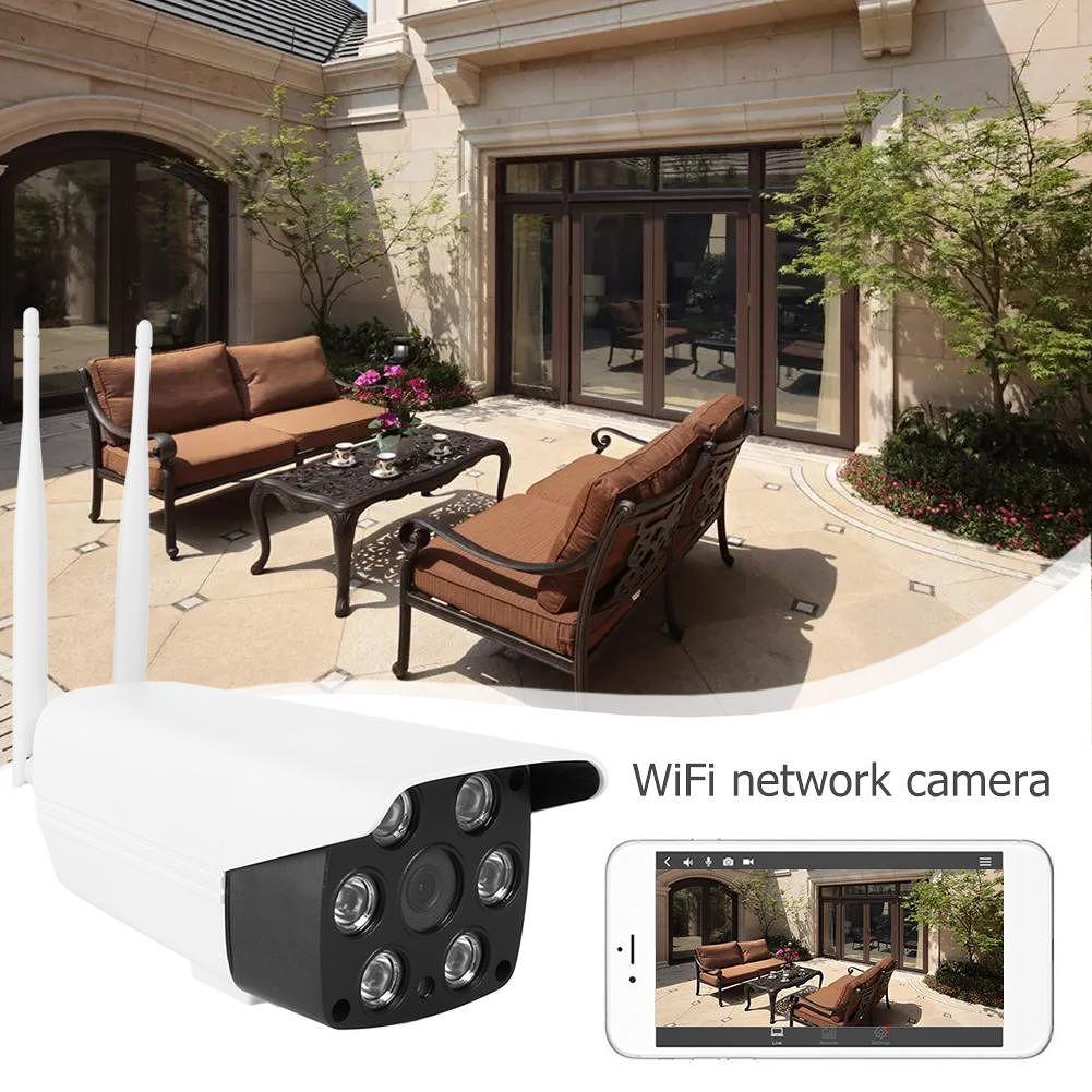 A7 FHD 1080P 2MP Waterproof WiFi Night Vision Cloud Storage Camera (6pcs)