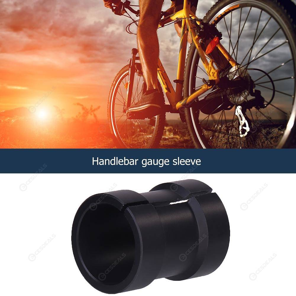 Bicycle Handlebar POM Diameter Adapter 25.4 to 31.8mm MTB Road Bike Accessories