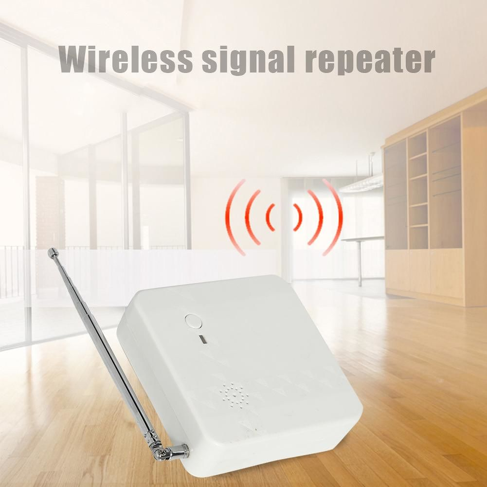 PR-208 300Mbps Wireless Signal Repeater WiFi Extender Amplifier (US Plug)