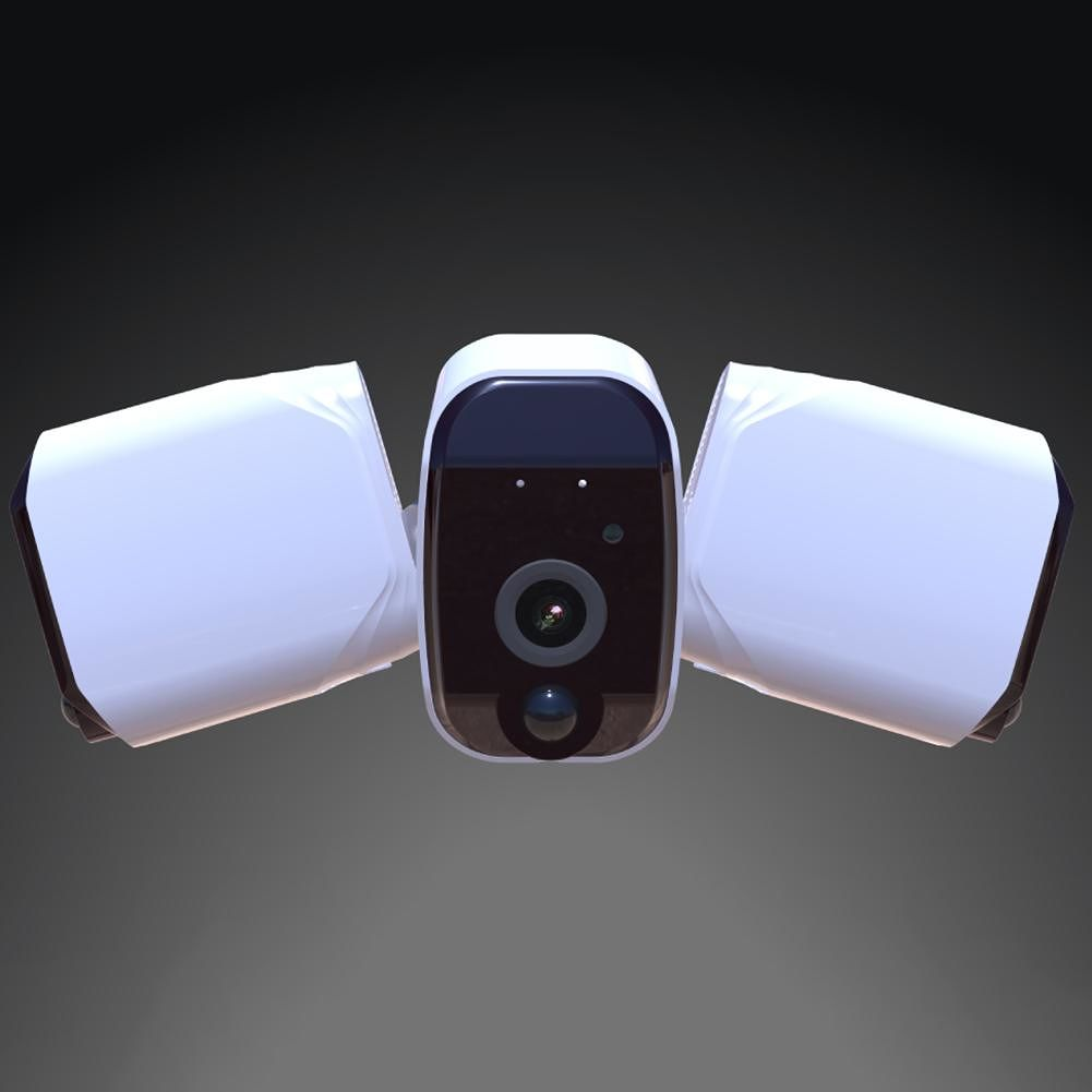 X2 HD 1080P Wireless IP Camera PIR Two-Way Voice Intercom Security Webcom