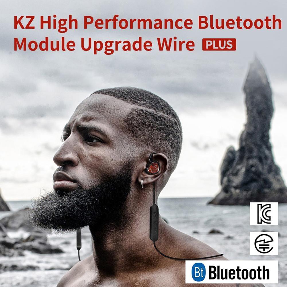 Bluetooth Module Wireless Upgrade Cable for KZ ZSN/ZSN PRO/ZS10 PRO Headset