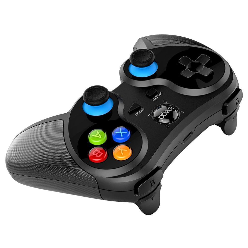 PG-9157 Trigger Button Flexible Joystick Sensitive Key Bluetooth Gamepad