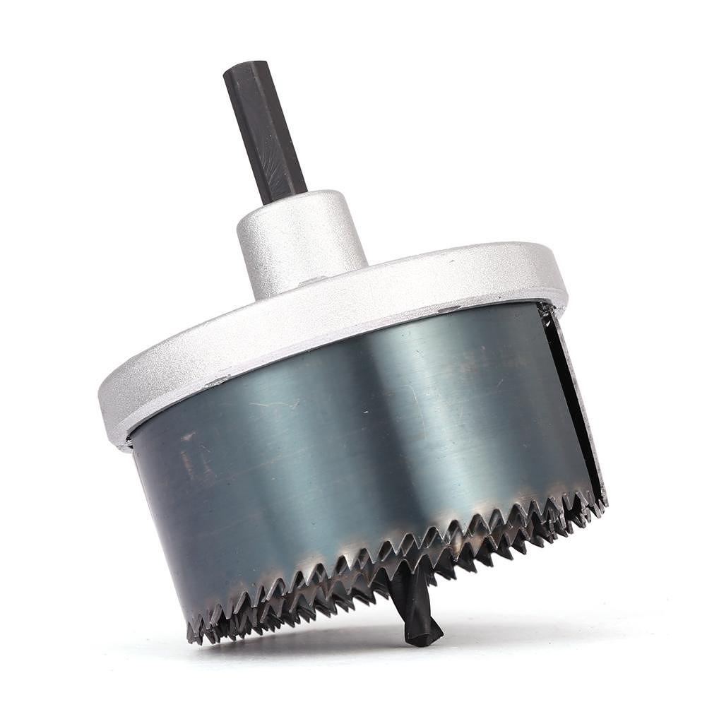 Hole Saw Cutting Set Hole Drill Bit Kit Drilling Tool Metal Cutter (3pcs)