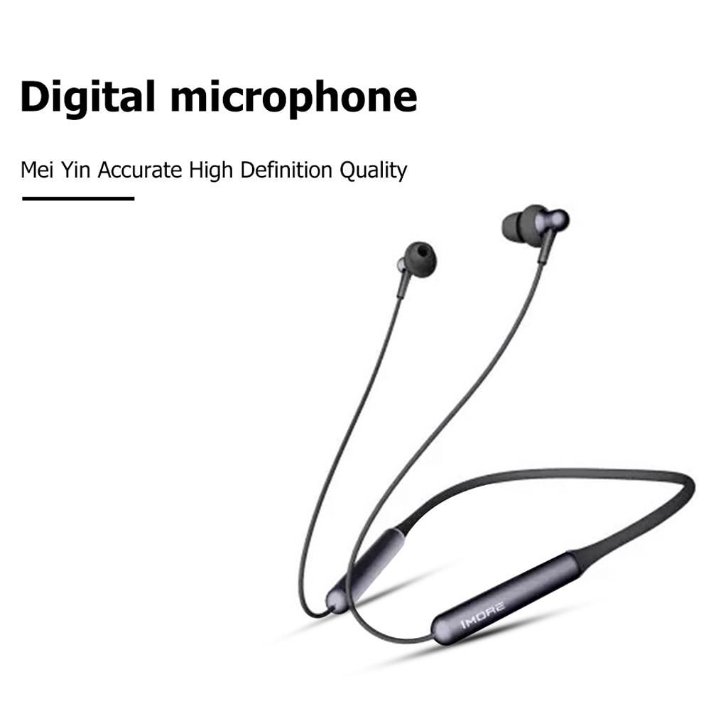 1MORE E1024BT Bluetooth Wireless Earphone Sports In-Ear Earbuds (Black)