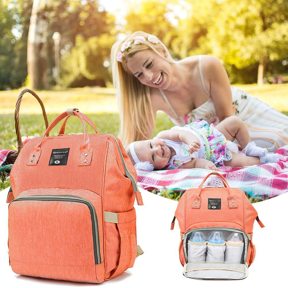 Baby diaper bag multi-function travel bag baby diaper replacement mummy bag