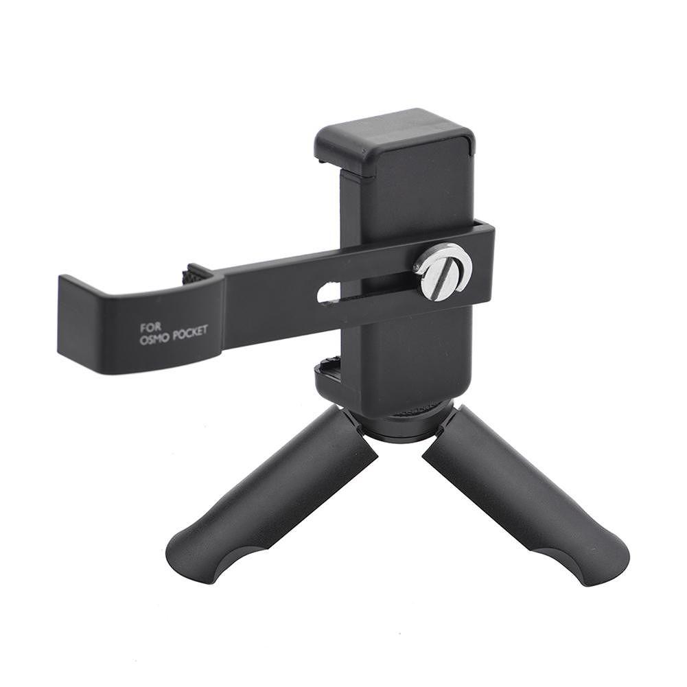 Foldable Phone Mount Holder Bracket Adapter Clip for DJI Osmo Pocket Gimbal
