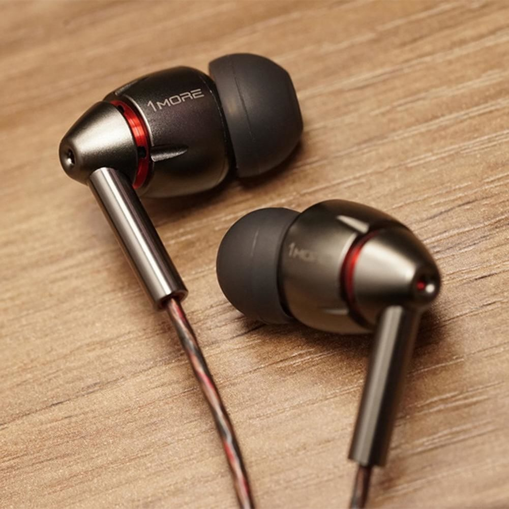1MORE E1010 3.5mm Wired In-Ear Earphone HiFi Music Earbud for Apple Android