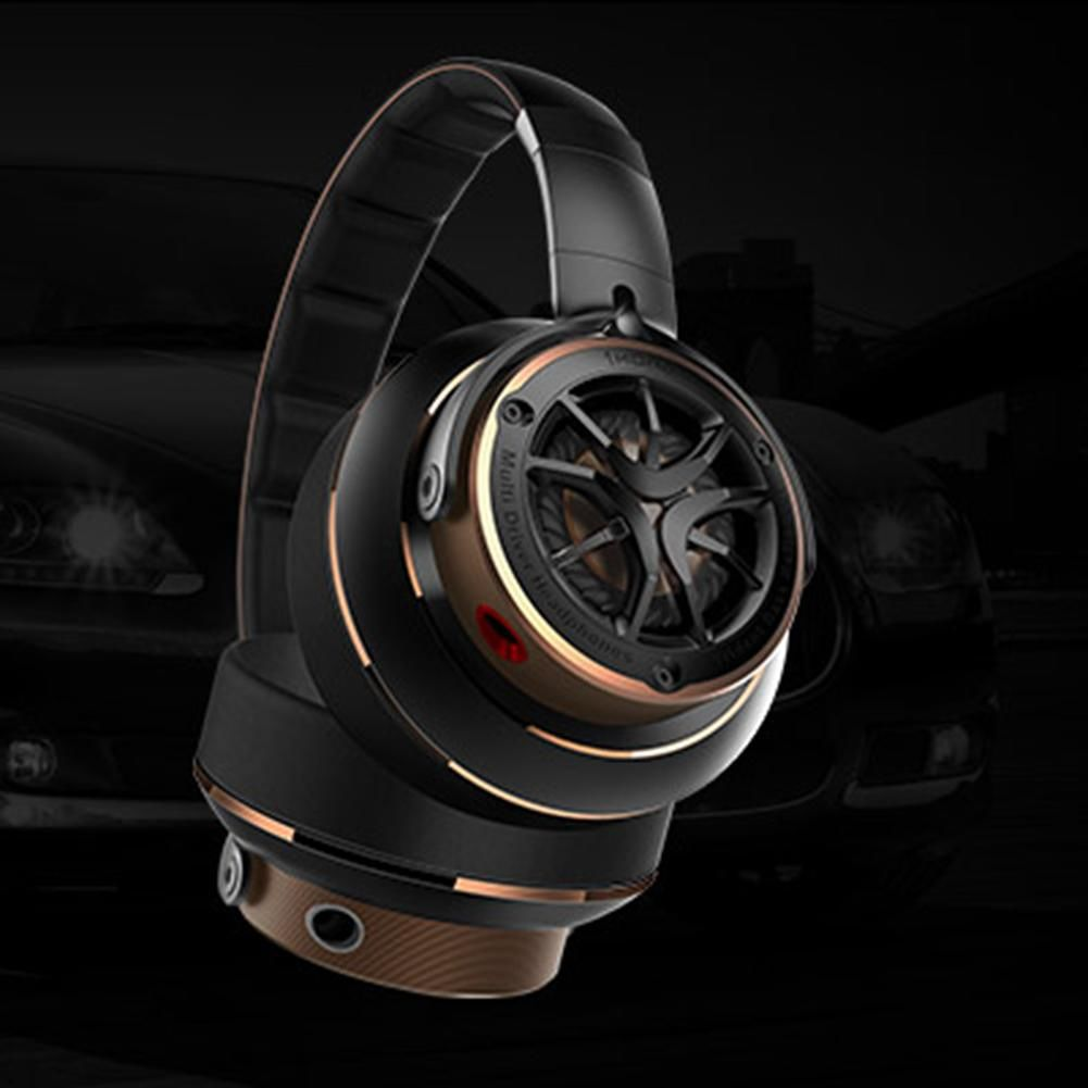 1MORE H1707 3.5mm Wired Triple Driver Headphones Headset for iOS Android