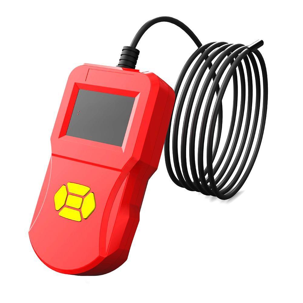 2.4 inch Digital Inspection Camera Handheld 8 LED Home Industrial Endoscope