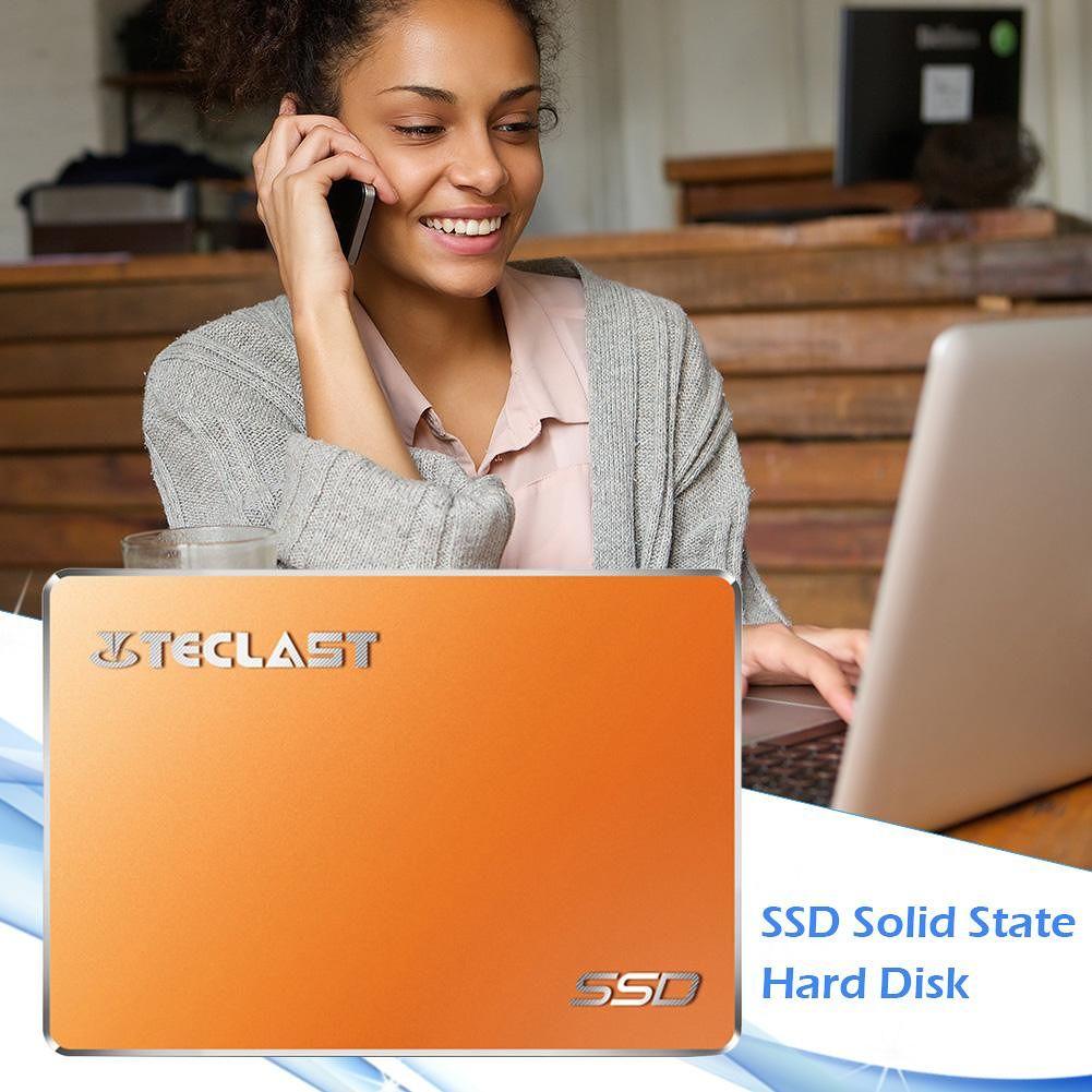 TECLAST 120GB SATA 3.0 6Gb/s SSD Desktop Computer Laptop Solid State Drive