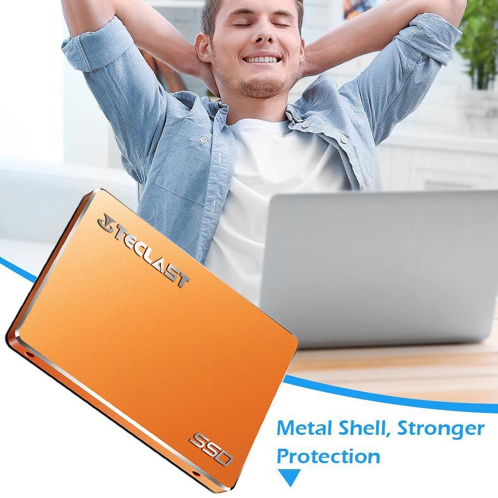 TECLAST 2.5 inch SATAIII SSD 256GB 6Gb/s SATA 3.0 Internal Solid State Disk