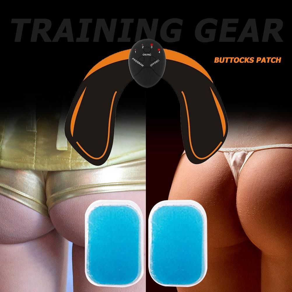 30pcs Massage Fat Burning Fitness Training Gel Abdominal Muscle Accessory
