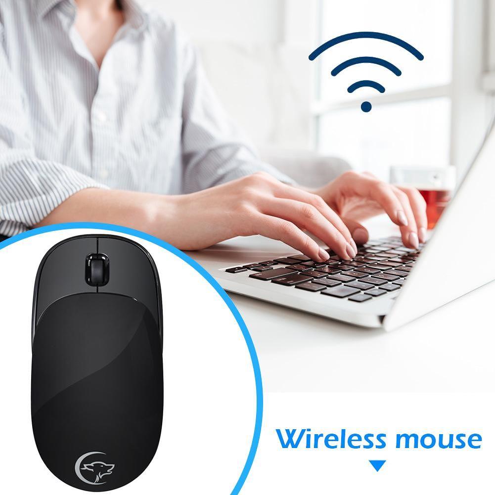 YWYT G832 2.4GHz Wireless 4 Keys Mouse 2400 DPI USB Silent Key Mini Mice