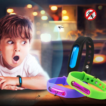 Anti Mosquito Bracelet Insect Repellent for Kids Wristband Mosquito Killer