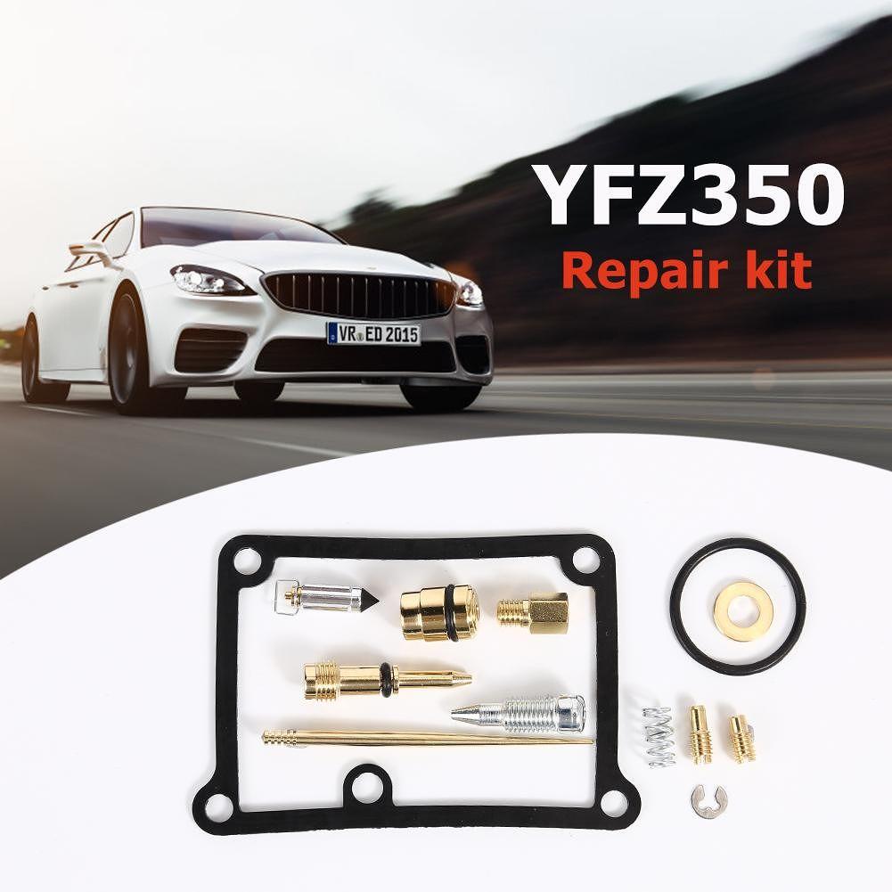 Carb Repair Kit Rebuild Set for Yamaha YFZ350 YFZ 350 Banshee 1988-2006