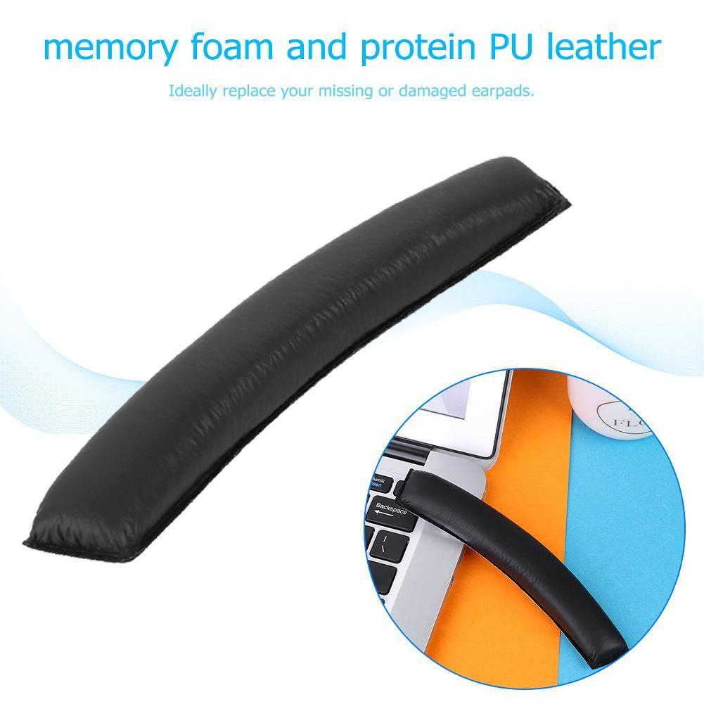 Headband Foam Cushion Pads for Sennheiser HD202 HD212 HD447 Headphones