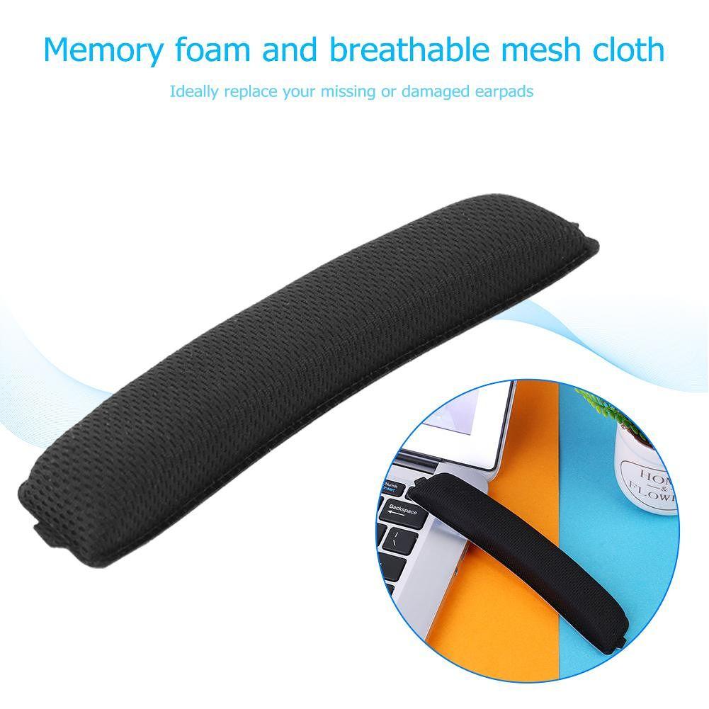 Replacement Headband Foam Cushion Pad for Logitech G933 Headphones Headset