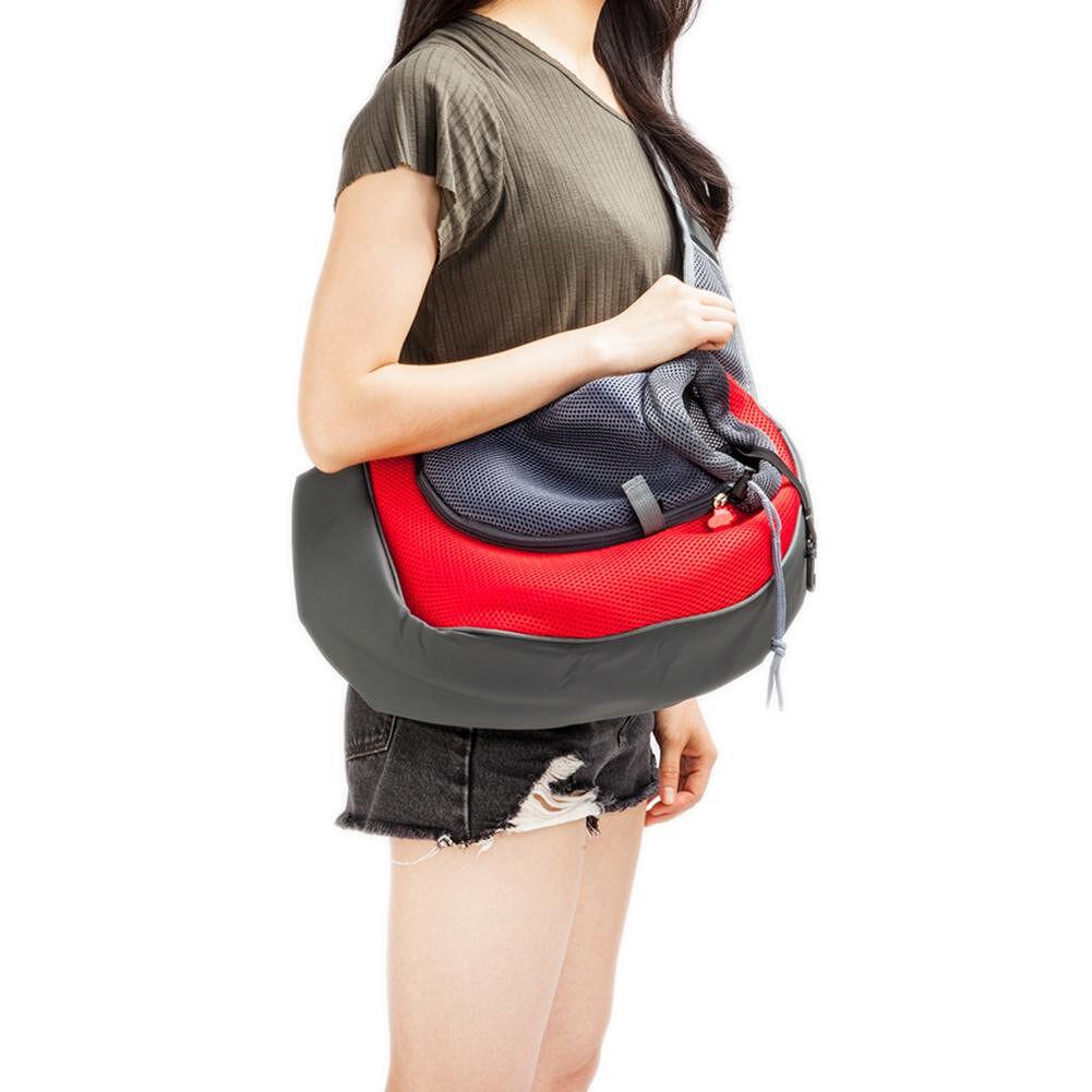 Pet Dog Cat Puppy Carrier Comfort Travel Tote Shoulder Bag Sling Backpack