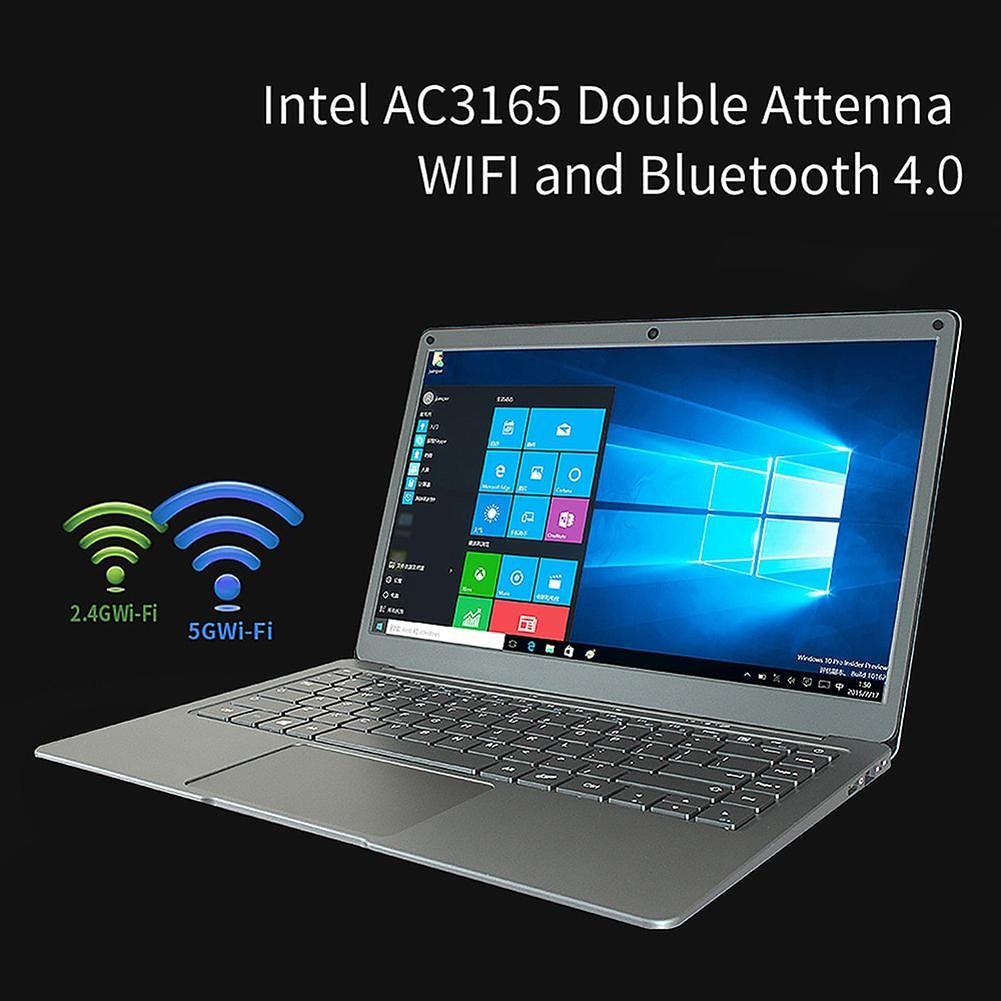JUMPER EZbook X3 13.3 inch Quad-Core Laptop 6GB 64GB Windows 10 Notebook PC