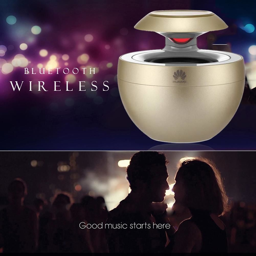 Huawei Honor AM08 Swan Wireless Bluetooth Hands-Free Music Speaker (Gold)