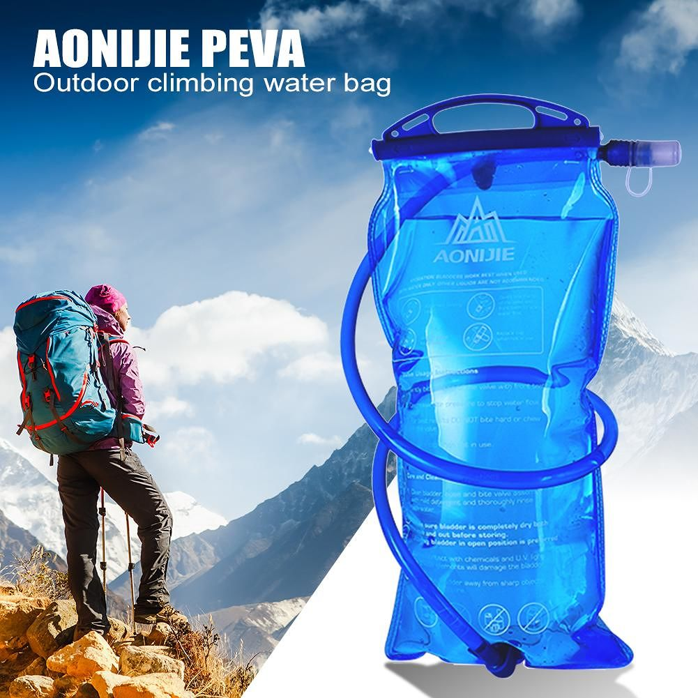 Cycling Water Bladder Hydration Pack Storage Bag Climbing Water Bags (3L)