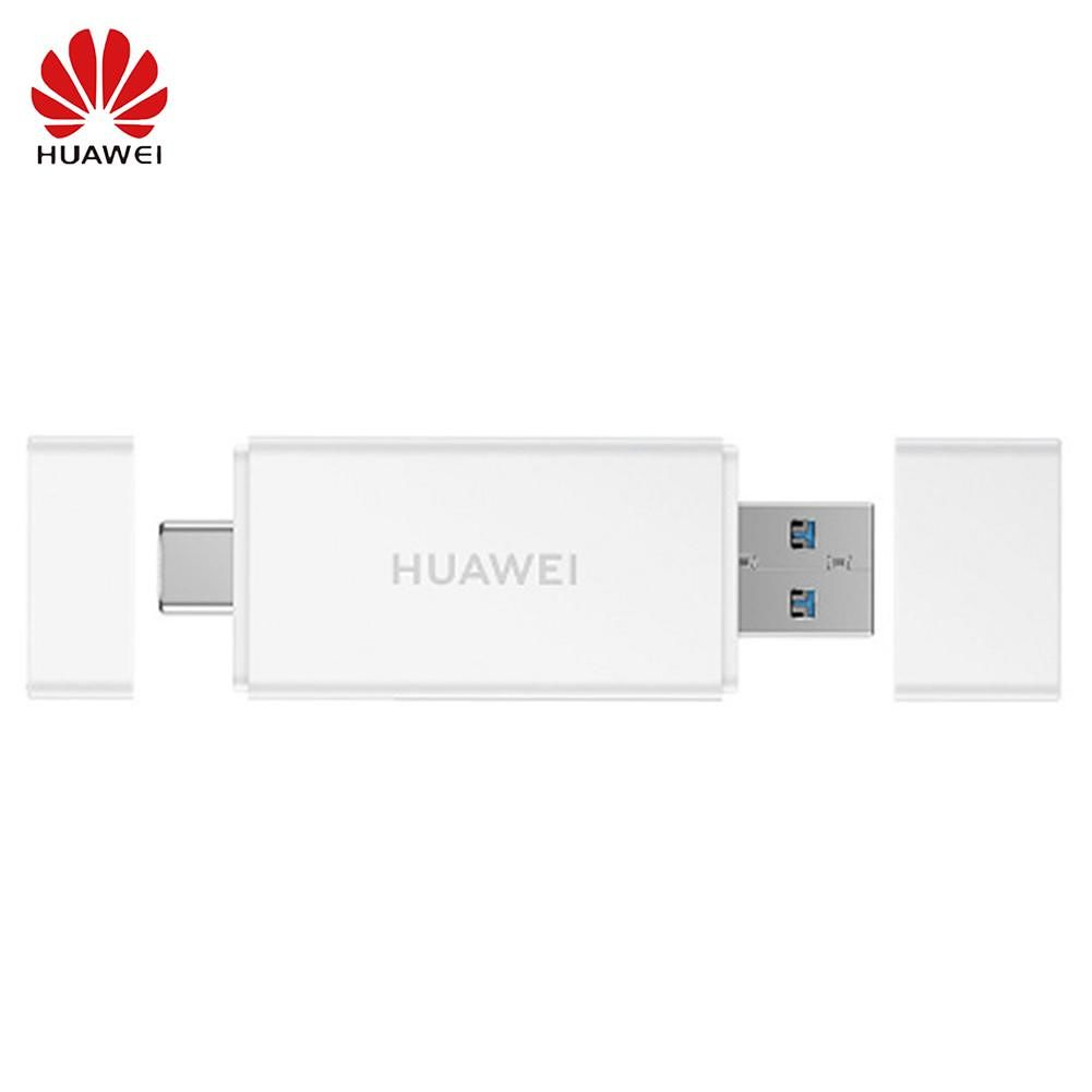 Huawei Type-C USB OTG 2 in 1 TF NM Memory Card Reader for Phone Computer