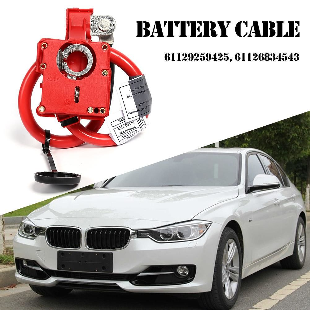 Positive Terminal to Battery Cable for 128i E82 E88 328i E90 E91 E92 X1 E84