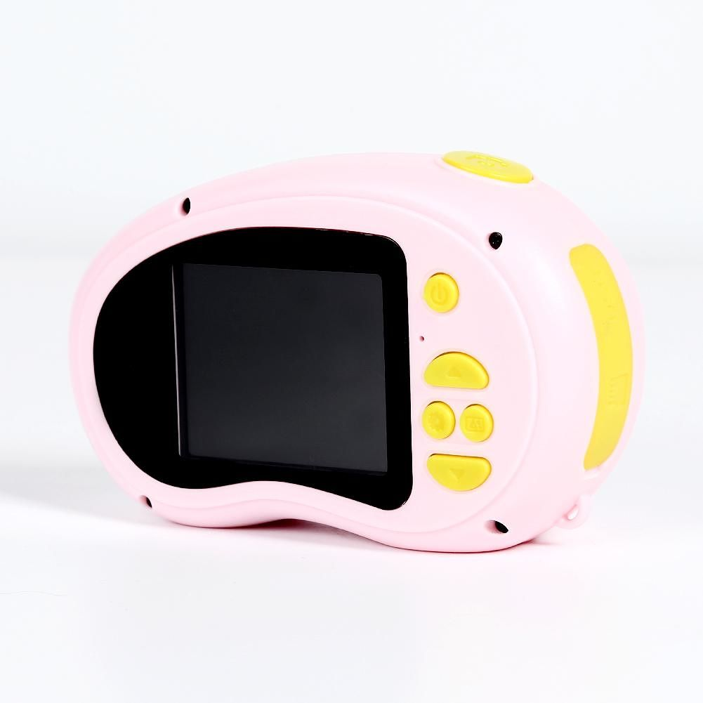 2 inch Children Camera Digital Camera Educational Photography Toy (Pink)