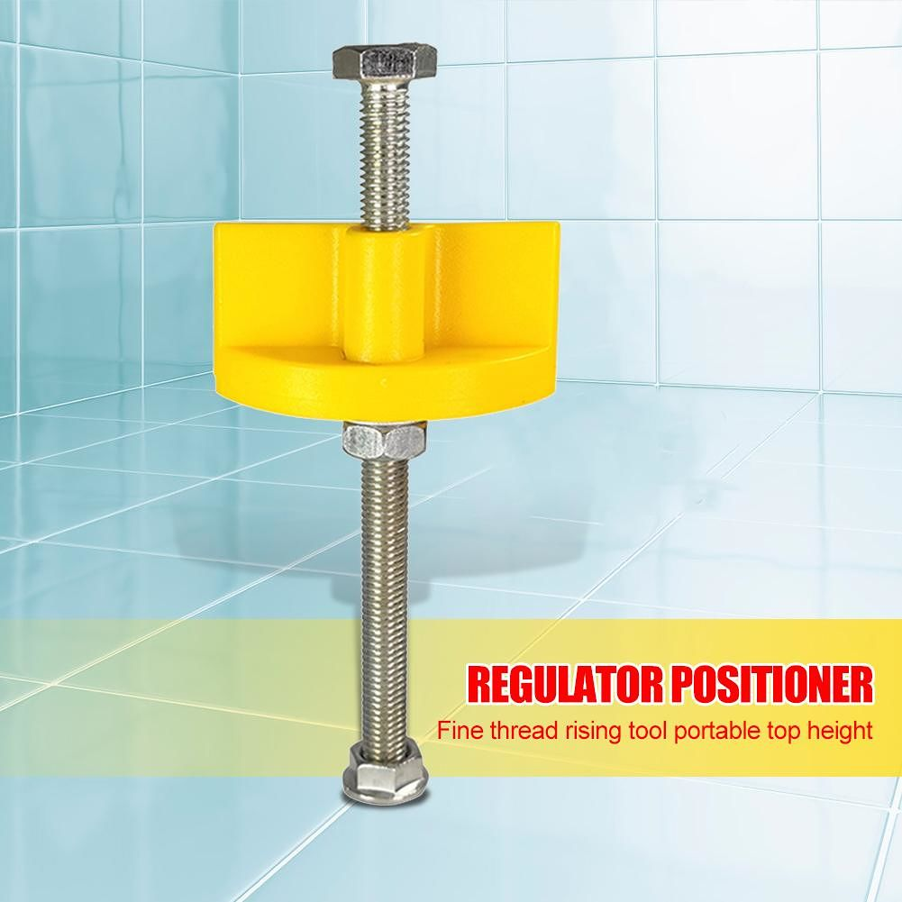 Tile Height Adjustment Positioner Leveler Manual Leveling Auxiliary (1pc)