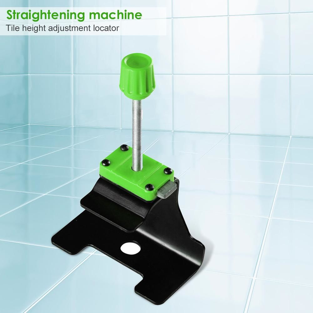 Tile Height Adjustment Positioner Leveler Manual Leveling Auxiliary Tool