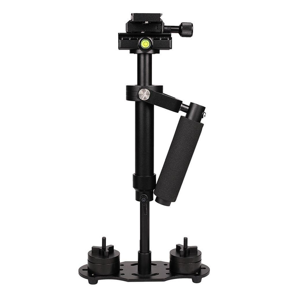 S40 Handheld Aluminum Alloy Video Stabilizer Mount for Phone DSLR DV Camera