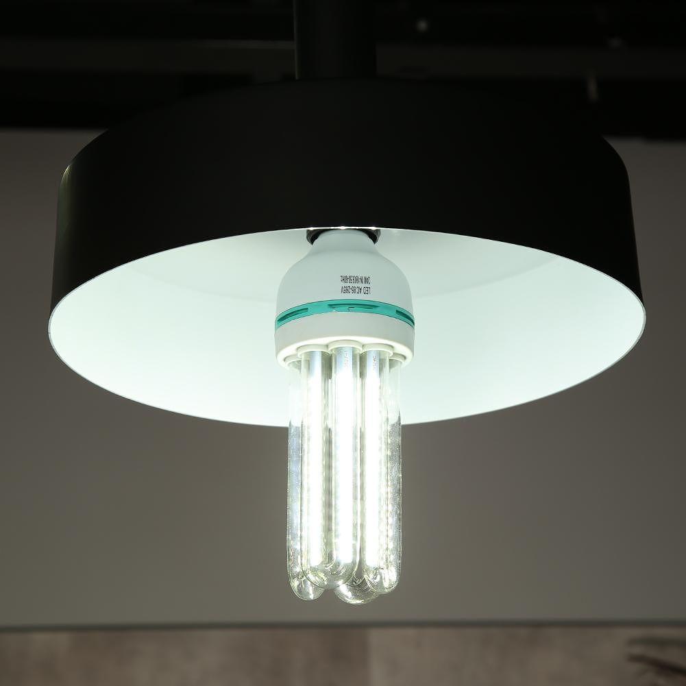 E27 LED Lamp SMD2835 120LED Corn Bulb Chandelier Candle Light Home Lighting