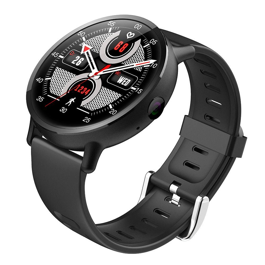 LEMX 2.03in Waterproof Bluetooth 4.0 Smartwatch Support GPS WIFI 4G Service