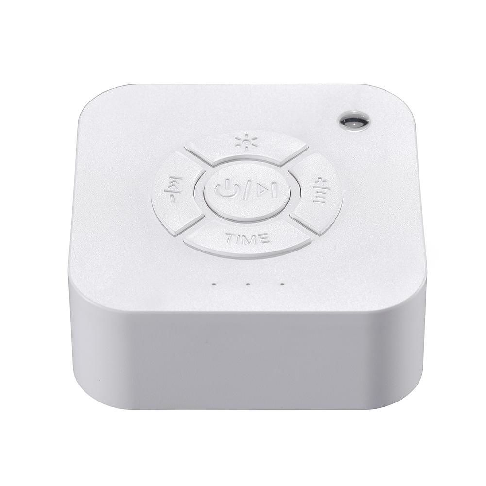 Sleeping Lamp White Noise Machine USB Rechargeable for Sleeping Relaxation