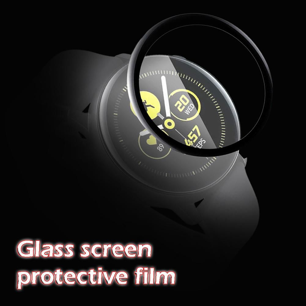 Hat-Prince PET Watch Full Screen Film Cover for Samsung Galaxy Watch Active