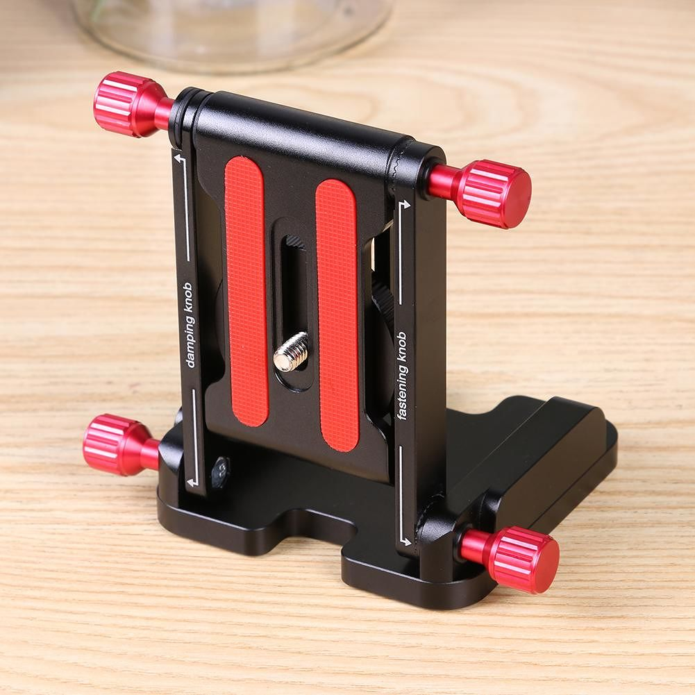 Aluminum Z-Type Folding Gimbal Camera Photographic Slide Rail Frame Rack