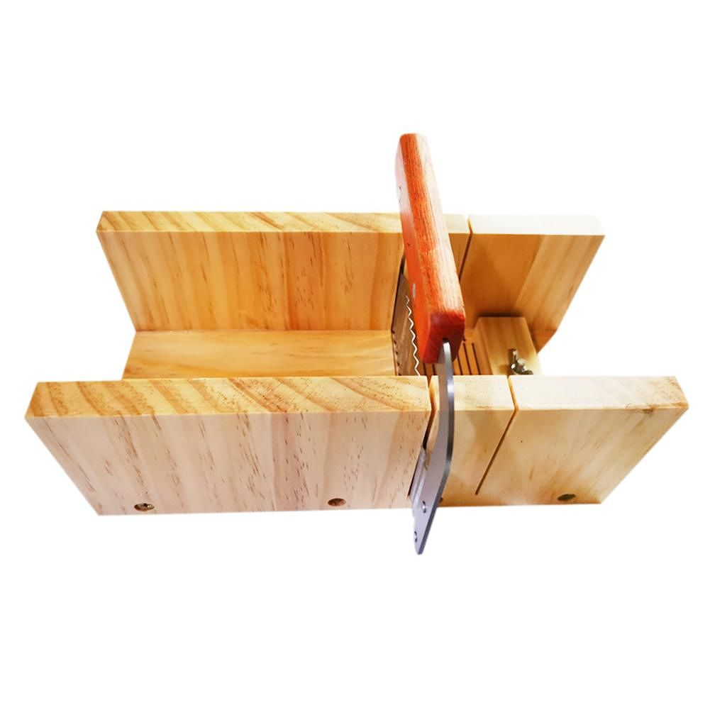 2pcs Soap Cutting Tools Wooden Cutter Blade Planer DIY Soap Making Supplies