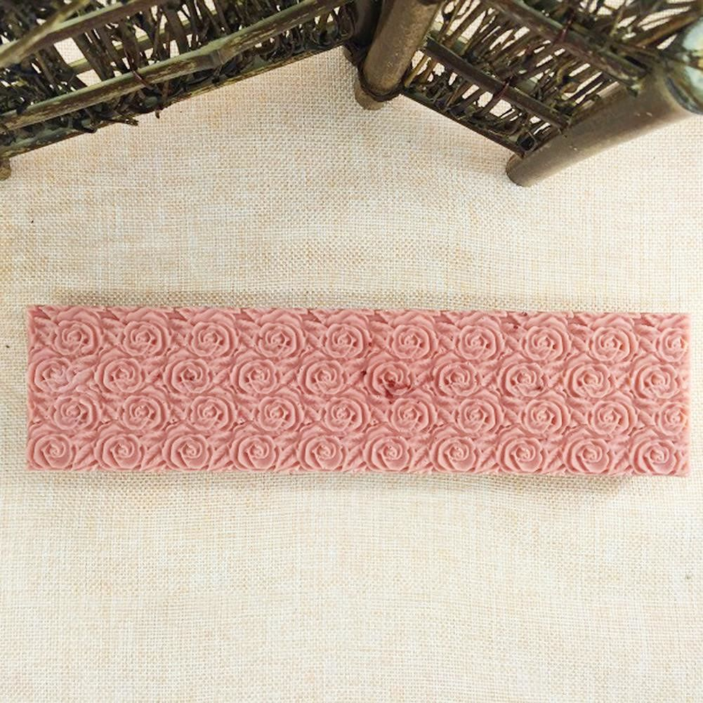 Rectangle Soap Mold Wooden Box for DIY Handmade Soap Making Crafts (Pink)