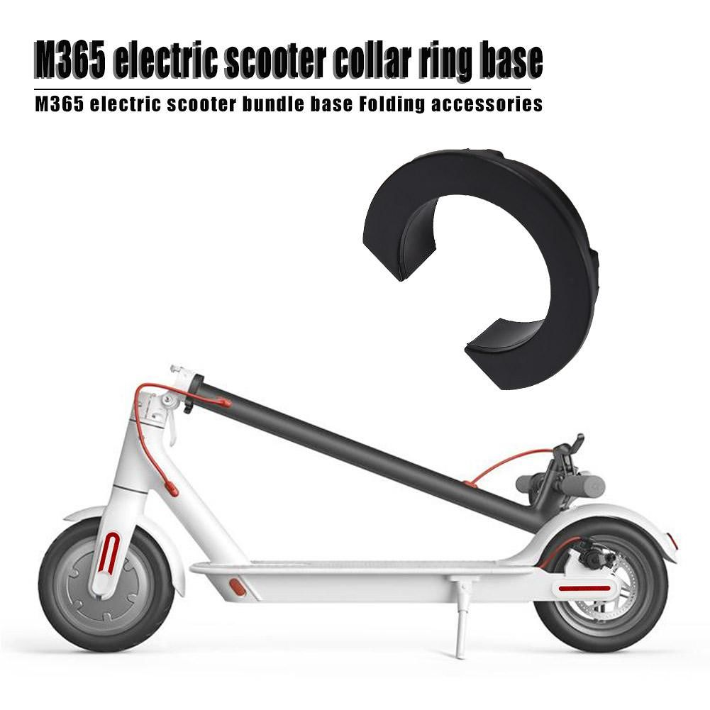 Electric Scooter Round Locking Ring Bottom Circle Clasped Guard Ring Buckle