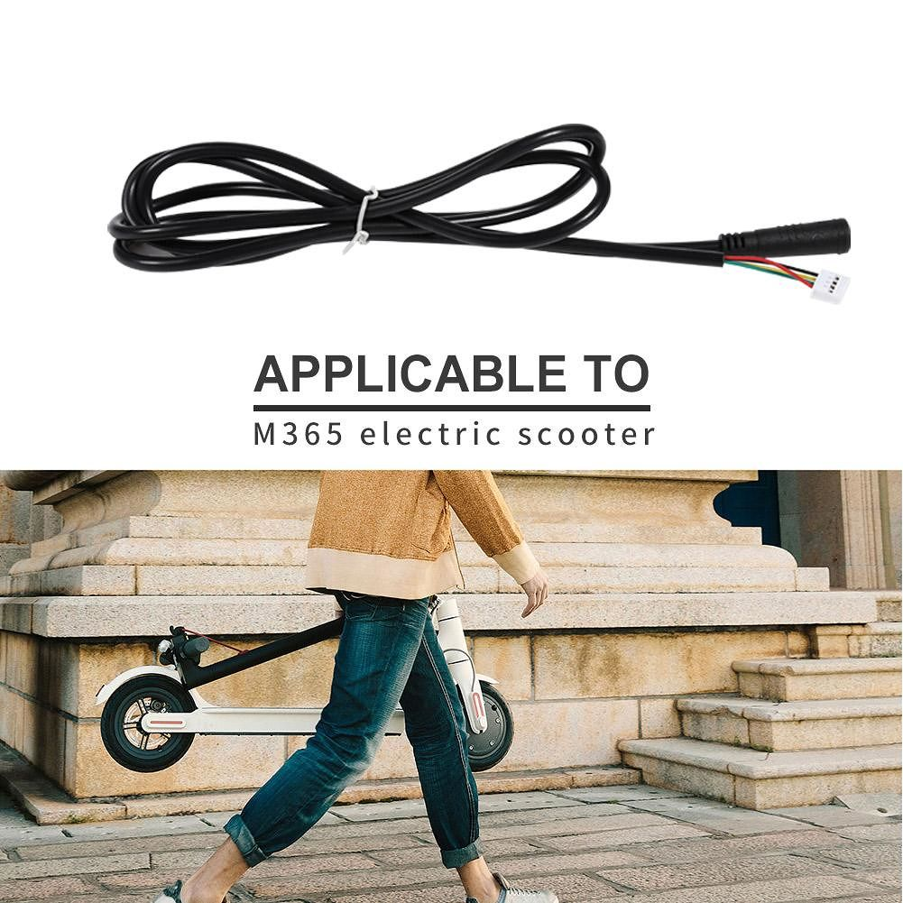 Power Cord Adapter Cable Charger Line Plug for M365 Electric Scooter Tackle