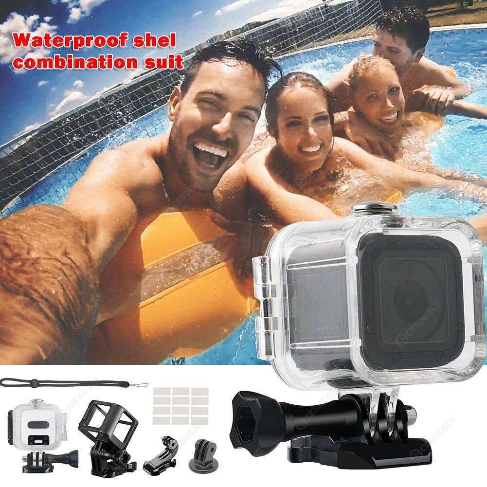 GoPro 3d Hero System nuevo 3d gafas combi carcasa 3 d bajo el agua carcasa etc
