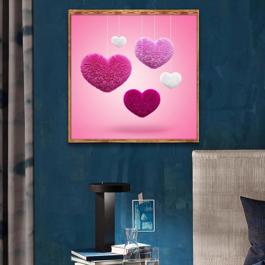 5D DIY Full Drill Diamond Painting Cross Stitch Embroidery Kit (Love10)